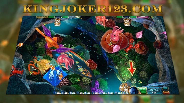Game Ikan Online Terupdate