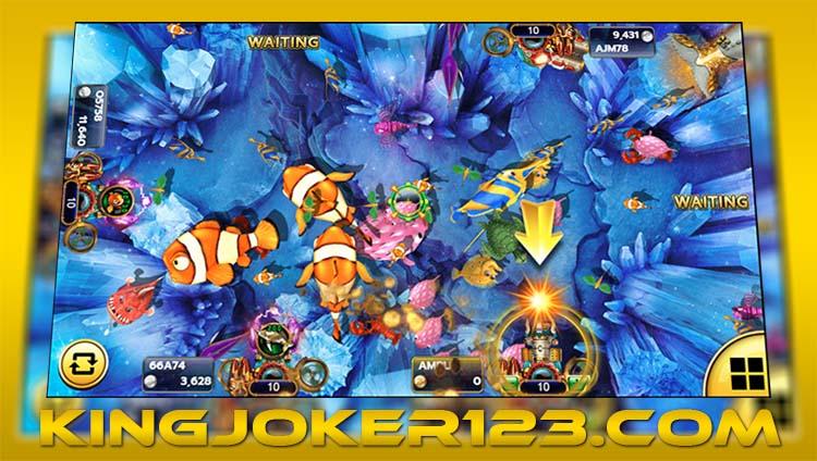 Situs Game Ikan Joker123